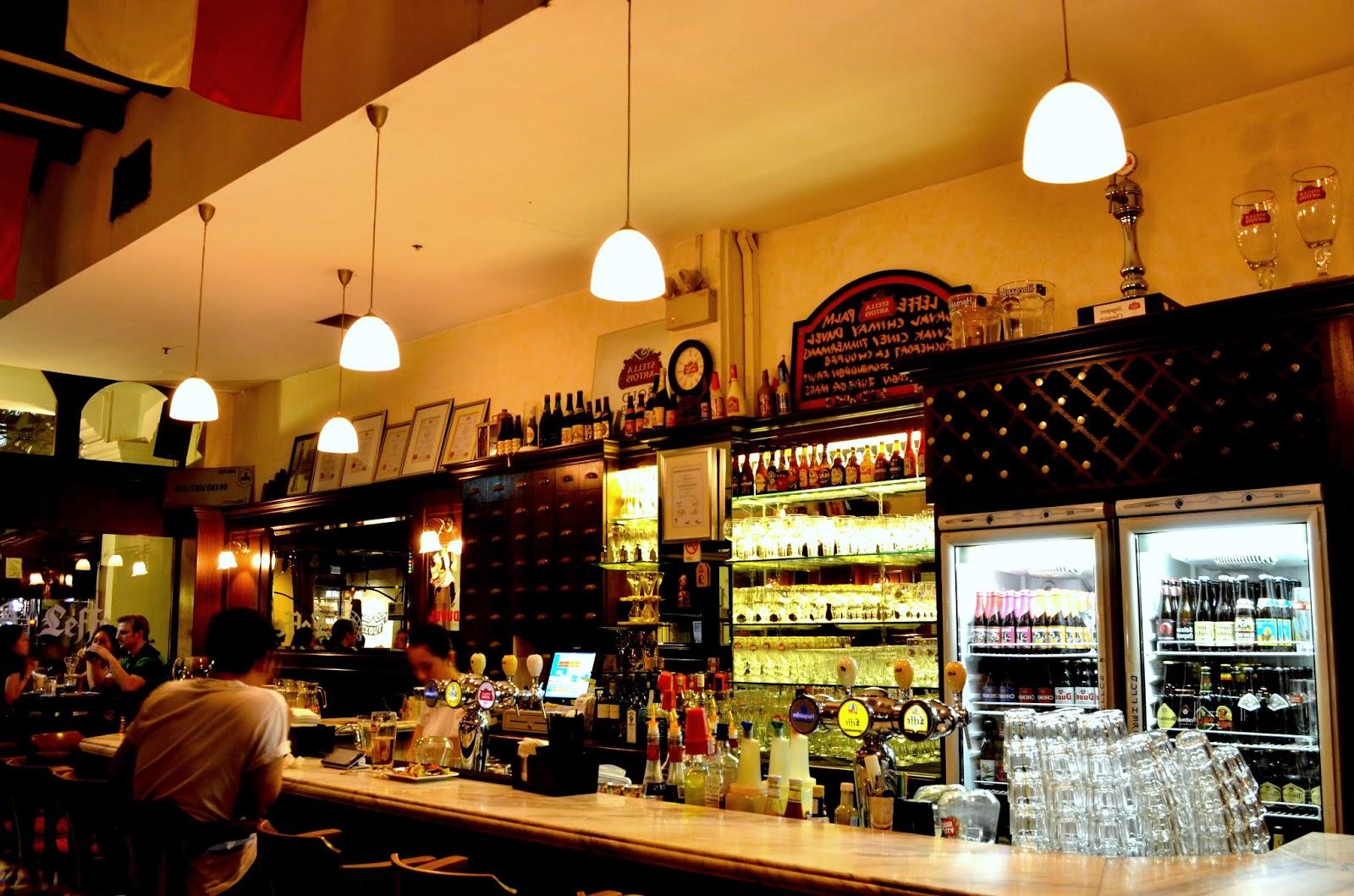 Oosters Belgian Brasserie