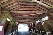 Drift Creek Covered Bridge, Lincoln City, United States
