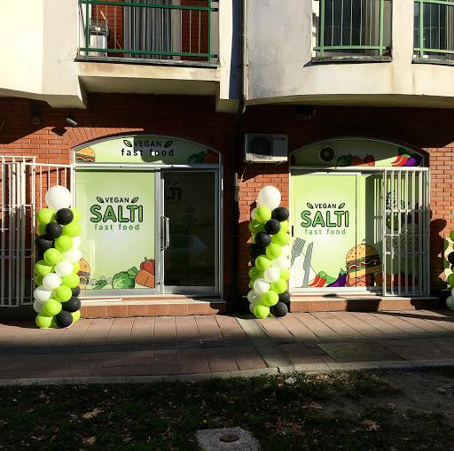 Salti - Vegan Fast Food
