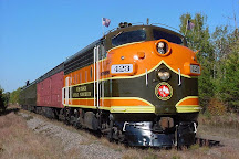 Great Northern Train Ride, Spooner, United States