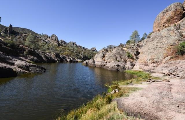 Mail Trail Pond