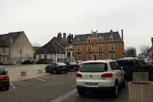 Eglise Notre Dame, Auxonne, France
