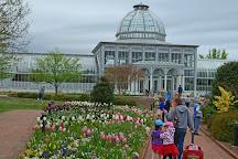 Lewis Ginter Botanical Garden, Richmond, United States