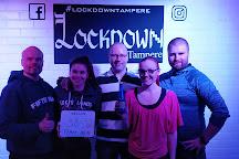 Lockdown Tampere, Tampere, Finland