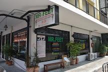 Mr.Feet, Bangkok, Thailand