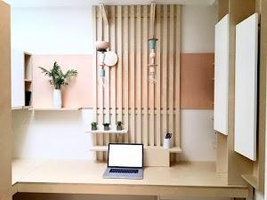 SUPERSTRATE Architectes d'Intérieur | Ébénistes