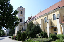 Szent Bertalan Templom Kincstara, Gyongyos, Hungary