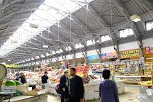 Kuznechny Market, St. Petersburg, Russia