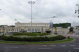 Железнодорожная станция  Gdynia Glowna