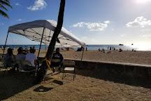 Kaimana Beach, Honolulu, United States