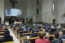 Statua di San Michele Arcangelo, Aprilia, Italy