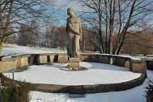 Lidice Memorial, Lidice, Czech Republic