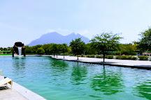 Paseo de Santa Lucia, Monterrey, Mexico