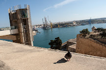Barrakka Lift, Valletta, Malta