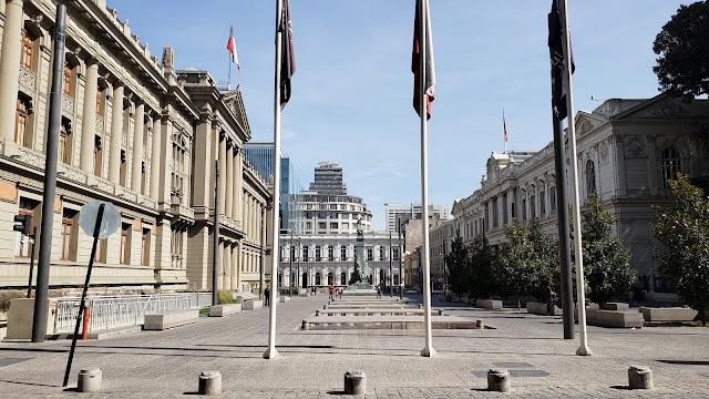 Plaza de la Justicia Montt-Varas