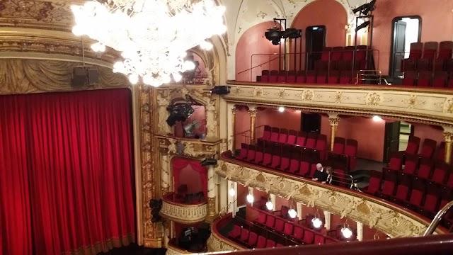 """Wiesbaden State Theater Theaterwerkstatt- """"Café Vanishing Point"""""""