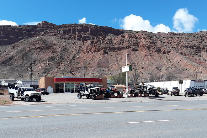 Visit Xtreme 4x4 Tours on your trip to Moab or United States