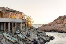 Calanque de Callelongue, Marseille, France