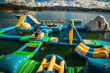 Aquatic Center, Guatape, Colombia