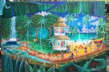 Creek art walter castillo home art gallery, San Ignacio, Belize