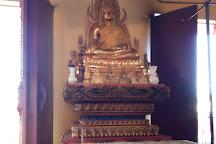 Wat Pa Kham Hua Chang Temple, Ban Fang, Thailand