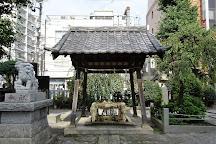 Kashiwa Shrine, Kashiwa, Japan
