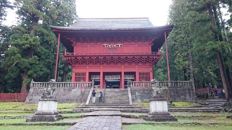 津軽国一之宮 岩木山神社