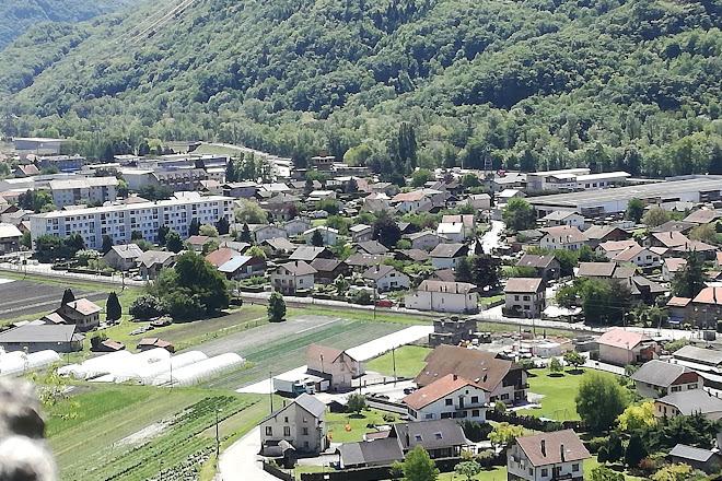 Cite Medievale de Conflans, Albertville, France