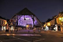 La Halle, Milly-la-Foret, France