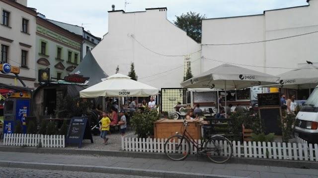 Plac Izaaka - Food Market