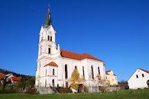 Church of St. John The Baptist, Oplotnica, Slovenia