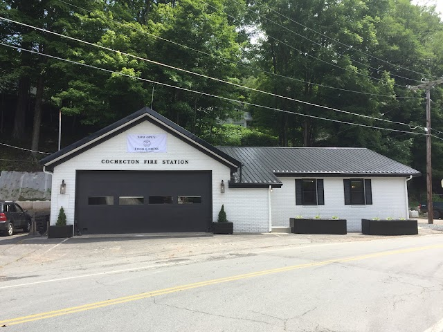 Cochecton Fire Station