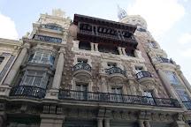 Edificio Meneses, Madrid, Spain