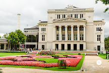 Latvian National Opera, Riga, Latvia