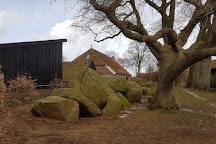 Hunebed D4 bij Midlaren, Midlaren, The Netherlands