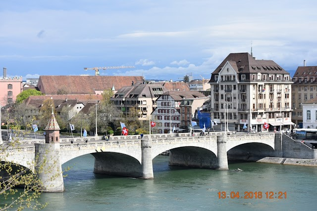 Basel, Brombacherstrasse