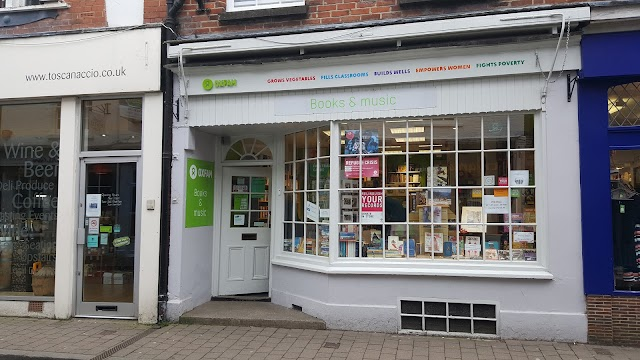 Oxfam Books & Music Shop