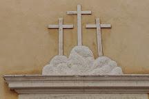 Oratorio dei Crociferi, Venice, Italy