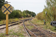 The Alberta Railway Museum, Edmonton, Canada