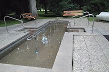 Kurpark Bad Woerishofen, Bad Worishofen, Germany