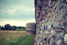 Burgh Castle, Burgh St Peter, United Kingdom