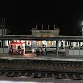 Железнодорожная станция  Tuapse