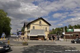 Станция  Zakopane