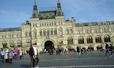 Спасская башня, Красная площадь на фото Москвы