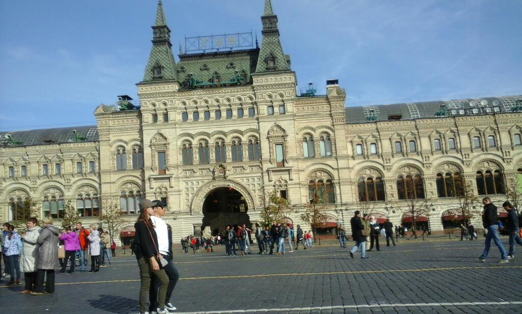 Фото Москва: Спасская башня
