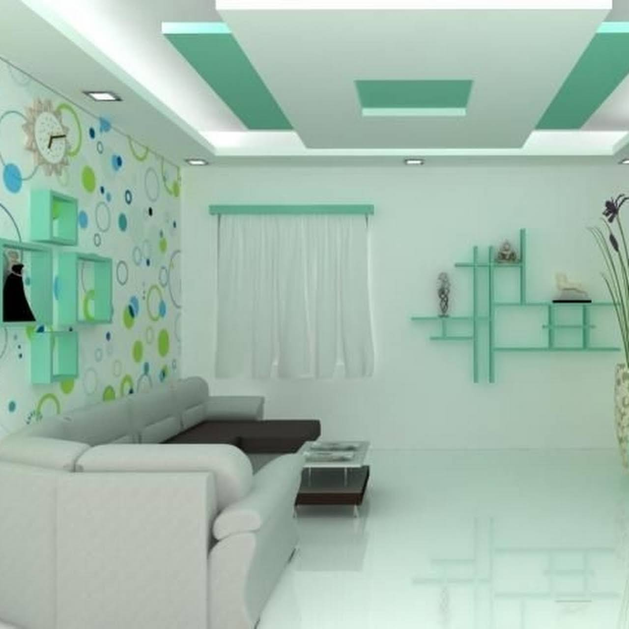 Naseem Khan Gypsum False Ceiling Work Interior Construction Contractor