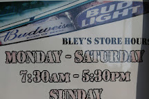 Bley's Grocery, Jacksonport, United States