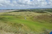 Enniscrone Golf Club, Enniscrone, Ireland