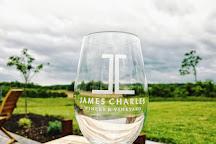 James Charles Winery & Vineyard, Winchester, United States