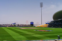 Sheikh Zayed Cricket Stadium, Abu Dhabi, United Arab Emirates